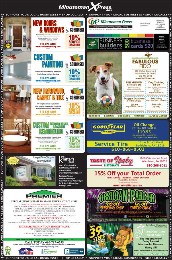 B1 201306-1 Xpress Ad June 2013 Side 1