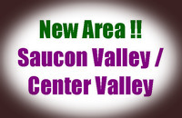 Saucon Valley Center Valley Xpress Ads Distribution Area
